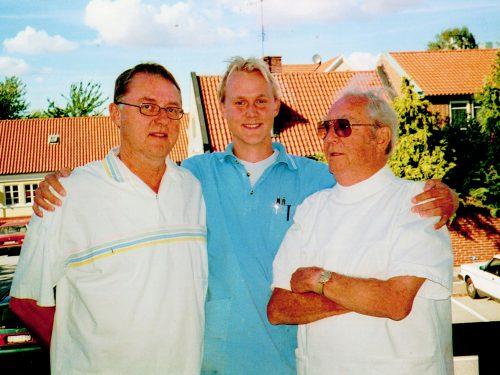Tre generationer Linderoth 2002